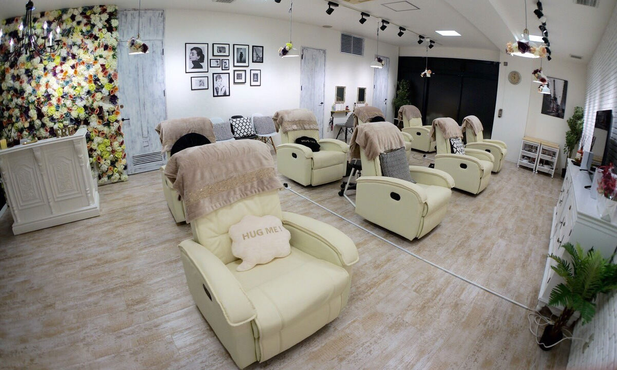 is interior design for me nail salon for me nail salon pinterest 福岡天神の人気ネイルサロン TRU NAIL(トゥルーネイル)天神店 ジェル・スカルプが定額やり放題で安い |